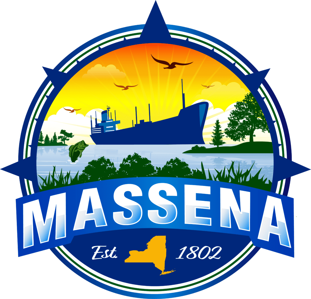 Massena, New York St Lawrence River