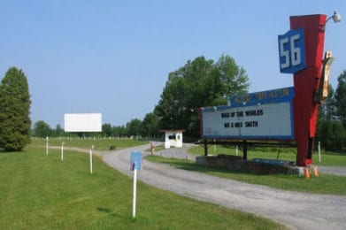 56 Auto Drive-In Theater