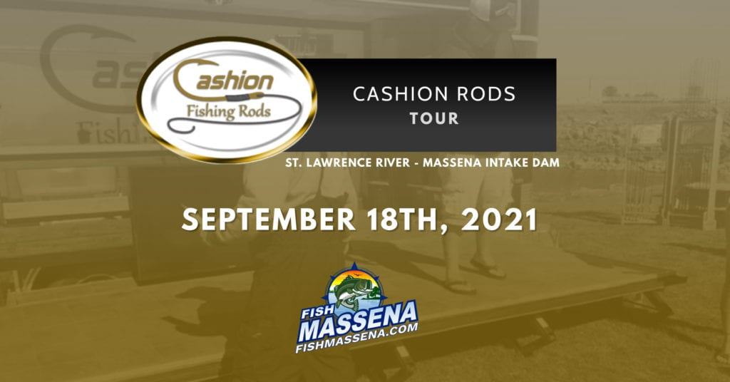 2021 Cashion Rods Tour