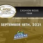 2021 Cashion Rods Tour