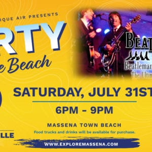 Party At The Beach Event Cover