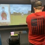 Virtual Precision Laser Shooting Range